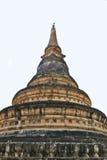 Chedi de Wat Umong Fotos de archivo libres de regalías