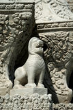 Chedi Detail, SIlver Pagoda Complex, Phnom Penh, Cambodia Royalty Free Stock Images