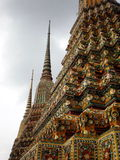 Chedi of the four kings, Wat Pho, Thailand Stock Photos