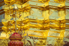 Chedi fragment Royalty Free Stock Images