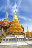 Chedi golden Royalty Free Stock Image