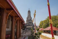 The Chedi is located beside the LDS at Wat Phanancheng Worawihan in Phra Nakhon Si Ayutthaya Province