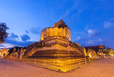 Chedi Luang temple Stock Photography