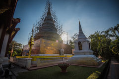Chedi Luang Temple Royalty Free Stock Image
