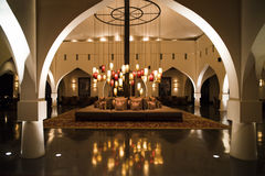 The Chedi, Muscat Royalty Free Stock Images