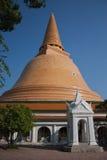 chedi pathom phra Zdjęcie Stock
