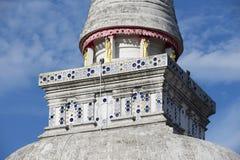 Chedi Phra Baromathat dans Nakhon Sri Thammarat, Thaïlande Image libre de droits