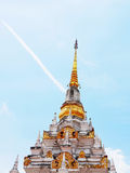 Chedi Phra That Chaiya Royalty Free Stock Images