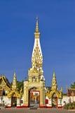 Chedi Phra das Phanom Stockfotos