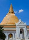 Chedi Phra Pathom high-rise Stock Photo