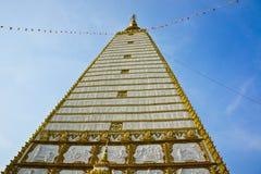 Chedi Phra Si Maha Phot Stock Photos