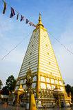 Chedi Phra Si Maha Phot Royalty Free Stock Photo