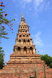 Chedi phrayawat Royalty Free Stock Photo