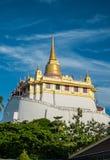 Chedi Phukao thong Stock Images