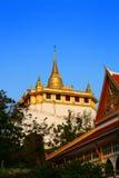 Chedi Phukhao Thong Stock Photography