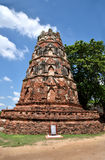 Chedi in situ Stock Images