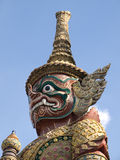 Chedi statue Royalty Free Stock Images
