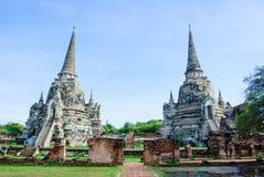 Chedi von Phra Sri Sanphet Stockfoto