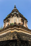 Chedi in Wat Chedyod , Chiangmai Royalty Free Stock Image