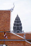 Chedi at wat- Phnom Penh, Cambodia Stock Photo