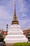 Chedi in Wat Phra Kaew Fotografia Stock Libera da Diritti