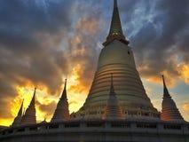Chedi Wat Prayurawongsawas Fotografia Stock Libera da Diritti