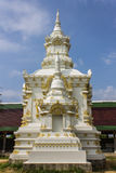 Chedi in Wat Sri Don Moon , Chiangmai Thailand Stock Photos