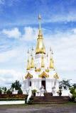 Chedi Wat Tham Kuha Sawan Fotos de archivo