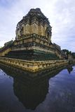 chedilaungpagoda Royaltyfri Fotografi
