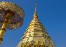 ChedinChiang Mai in northern Thailand. Royalty Free Stock Images