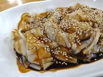 Chee Cheong Fun Imagem de Stock