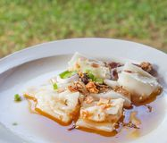 Chee Cheong Fun Royalty Free Stock Photo