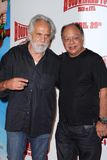 Tommy Chong and Cheech Marin  Royalty Free Stock Images