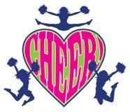 Cheer Heart Stock Photo