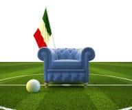 Cheer van Italië vector illustratie
