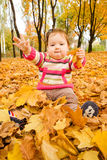 Cheerful baby Royalty Free Stock Photography
