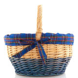 Cheerful basket Royalty Free Stock Photos