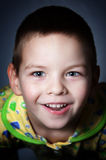 Cheerful boy Stock Photos