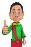 Cheerful  boy Stock Photography
