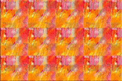 Cheerful and Bright Abstract Background Pattern Stock Images