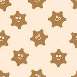 Cheerful brown gears Stock Photo