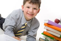 Cheerful child Stock Photography