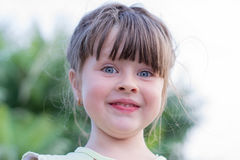 Cheerful child Royalty Free Stock Photography