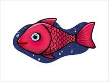 Free Cheerful, Cute Pink Aquarium Tropical Clown Fish Girl Royalty Free Stock Image - 144029076