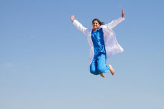 Cheerful doctor Royalty Free Stock Photos