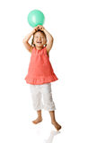 Cheerful girl Royalty Free Stock Image