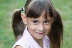Cheerful girl Stock Image