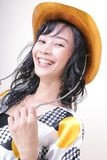 Cheerful girl Stock Photography