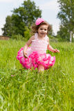 Cheerful girl Royalty Free Stock Photo
