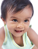 Cheerful Indian Baby Royalty Free Stock Photo